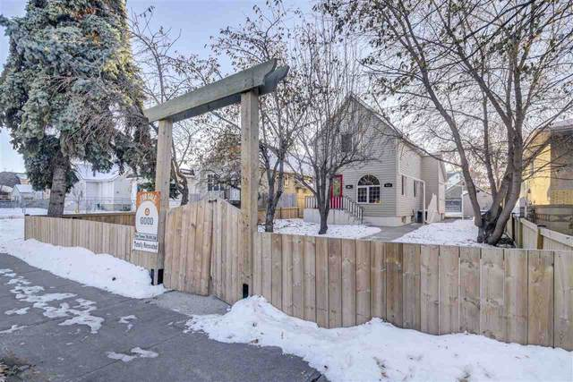 9415 110 Avenue, Edmonton, AB T5H 1H2 (#E4222271) :: The Foundry Real Estate Company