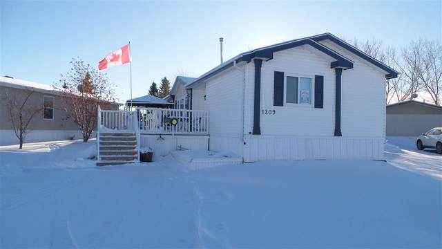 1209 53222 Range 272 Road NW, Rural Parkland County, AB T7X 4K4 (#E4222276) :: The Foundry Real Estate Company