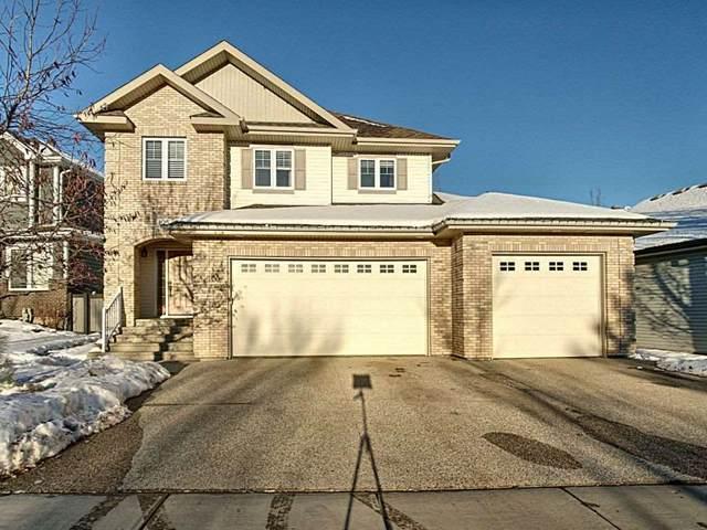 105 Oak Vista Drive, St. Albert, AB T8N 3K4 (#E4222279) :: The Foundry Real Estate Company