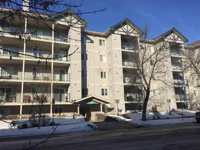 505 4806 48 Avenue, Leduc, AB T9E 8S2 (#E4222291) :: The Foundry Real Estate Company