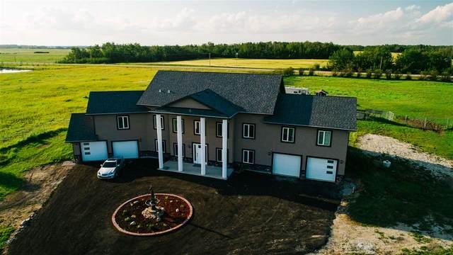 390 50353 RGE RD 224, Rural Leduc County, AB T0B 3M1 (#E4222294) :: Initia Real Estate
