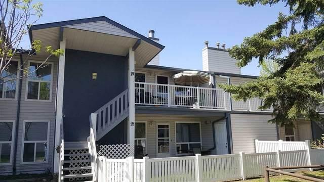 19 14620 26 Street, Edmonton, AB T5Y 2J9 (#E4222303) :: The Foundry Real Estate Company