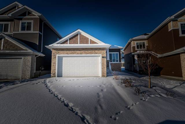 3388 Chickadee Dr, Edmonton, AB T5S 0L2 (#E4222311) :: The Foundry Real Estate Company
