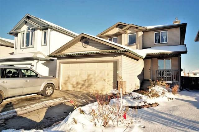 4705 190A Street, Edmonton, AB T6M 2V6 (#E4222335) :: The Foundry Real Estate Company