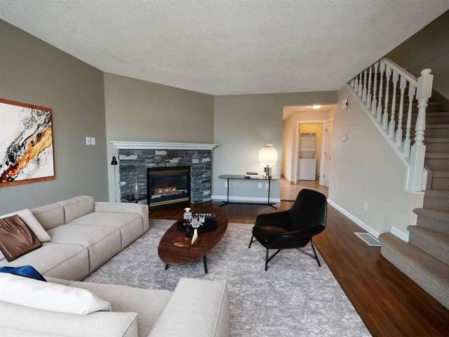 23 15128 22 Street, Edmonton, AB T5Y 2W5 (#E4222341) :: The Foundry Real Estate Company