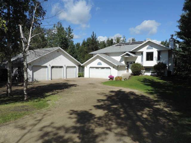 33 54129 RGE RD 275, Rural Parkland County, AB T7X 3S4 (#E4222343) :: Initia Real Estate