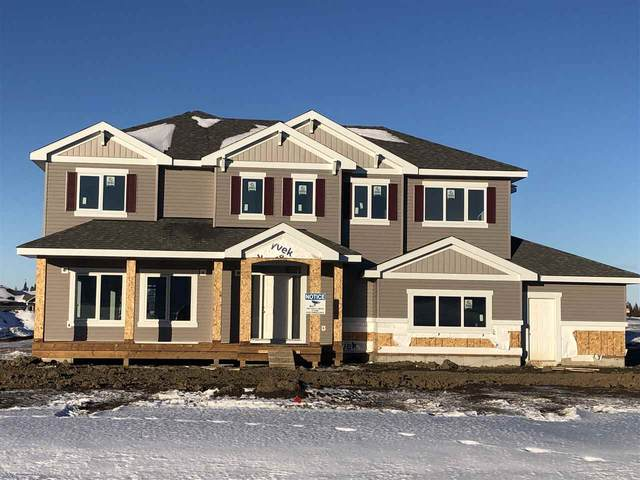 51 26409 Twp Rd 532A, Rural Parkland County, AB T7X 0W7 (#E4222345) :: The Foundry Real Estate Company