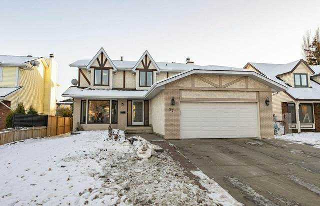 57 Lorne Crescent, St. Albert, AB T8N 3R5 (#E4222348) :: The Foundry Real Estate Company