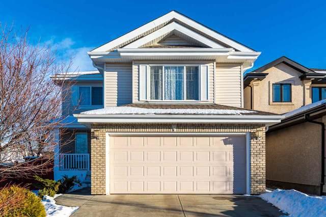 2003 Hilliard Place, Edmonton, AB T6R 3P5 (#E4222350) :: The Foundry Real Estate Company