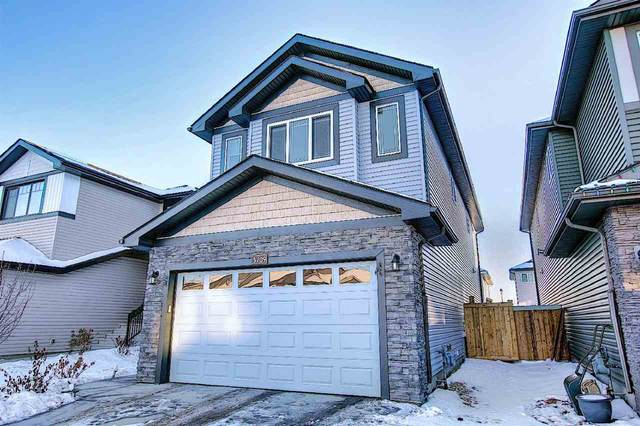 3709 46 Avenue, Beaumont, AB T4X 2W4 (#E4222378) :: The Foundry Real Estate Company