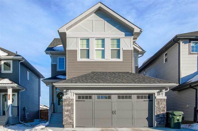 126 Ambleside Way, Sherwood Park, AB T8H 0G4 (#E4222419) :: The Foundry Real Estate Company