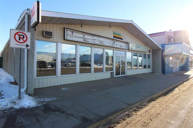 5219 49 ST, Barrhead, AB T7N 1A1 (#E4222468) :: The Foundry Real Estate Company