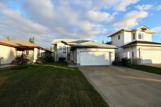 40 Bridgeview Crescent, Fort Saskatchewan, AB T8L 4J4 (#E4222524) :: The Foundry Real Estate Company
