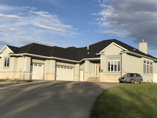 49, 26323 Township Road 532A, Rural Parkland County, AB T7X 4M1 (#E4222527) :: The Foundry Real Estate Company