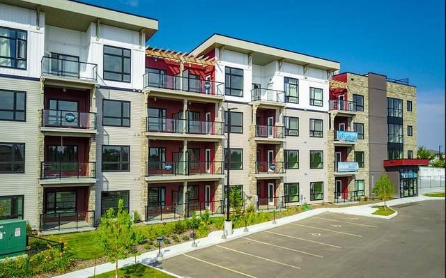 309 12804 140 Avenue, Edmonton, AB T6V 0M3 (#E4222546) :: The Foundry Real Estate Company