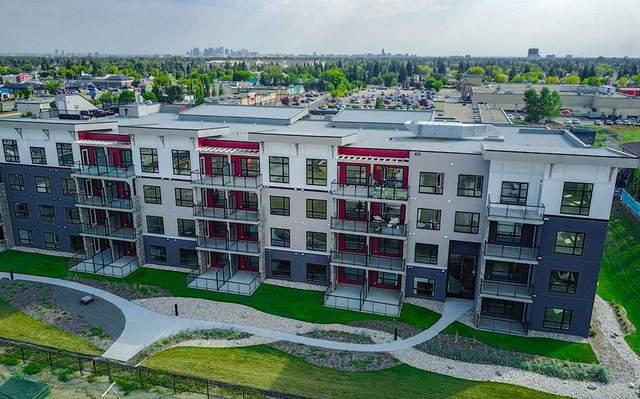 302 12804 140 Avenue, Edmonton, AB T6V 0M3 (#E4222552) :: The Foundry Real Estate Company