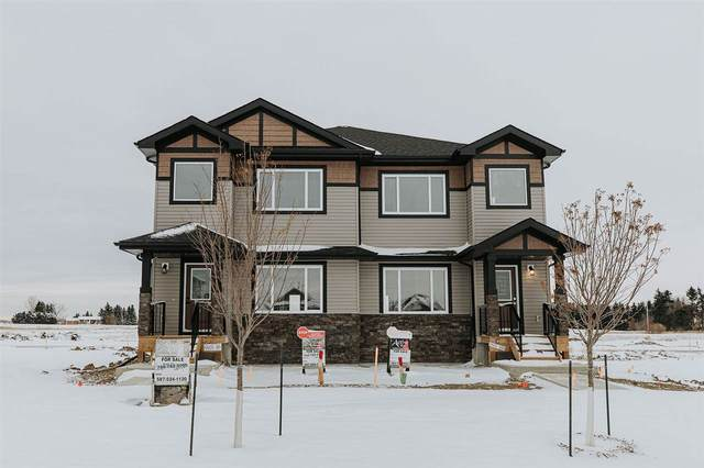 4401 38 Street, Beaumont, AB T4X 2X1 (#E4222623) :: The Foundry Real Estate Company