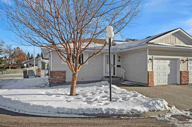 48 2 Georgian Way, Sherwood Park, AB T8A 5K2 (#E4222672) :: The Foundry Real Estate Company