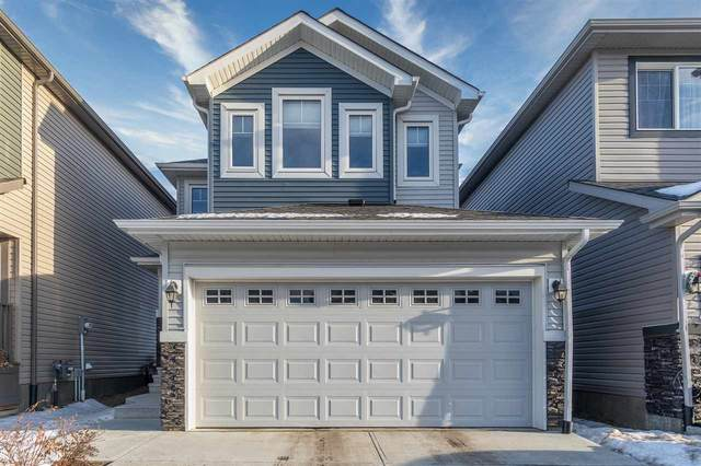 17123 38 Street, Edmonton, AB T5Y 3R7 (#E4222686) :: The Foundry Real Estate Company
