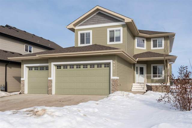 492 Reynalds Wynd, Leduc, AB T9E 0S8 (#E4222703) :: Müve Team | RE/MAX Elite