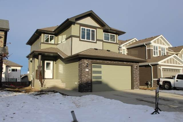 64 Meadowland Way, Spruce Grove, AB T7X 0S4 (#E4222707) :: The Foundry Real Estate Company
