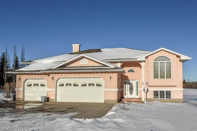 38 52109 Rge Rd 224, Rural Strathcona County, AB T8C 1B6 (#E4222752) :: Müve Team | RE/MAX Elite