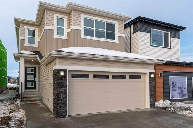 1018 Berg Place, Leduc, AB T9E 1M3 (#E4222790) :: Müve Team | RE/MAX Elite