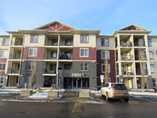 213 5804 Mullen Place, Edmonton, AB T6R 0W3 (#E4222798) :: The Foundry Real Estate Company