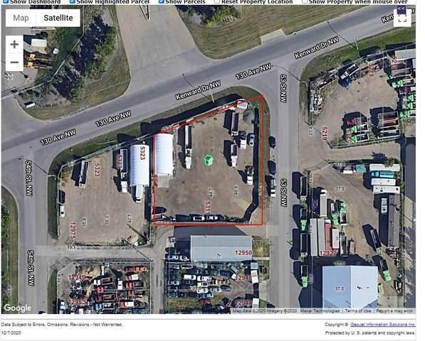 5311 130 AV NW, Edmonton, AB T5Y 0E9 (#E4222805) :: RE/MAX River City