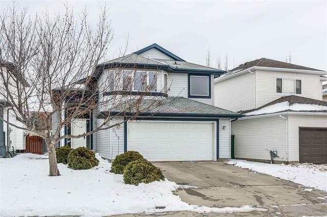 2143 Brennan Crescent, Edmonton, AB T5T 6R8 (#E4222811) :: The Foundry Real Estate Company