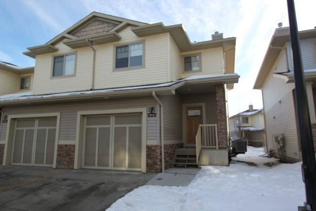 123 5420 Grant Macewan Boulevard, Leduc, AB T9E 0M1 (#E4222819) :: The Foundry Real Estate Company