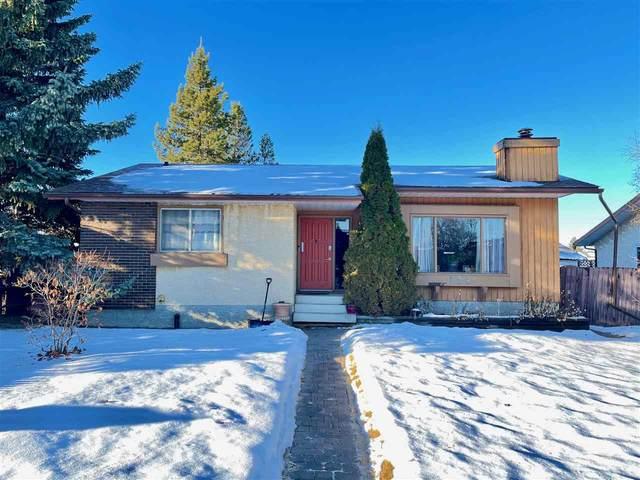 124 Woodvale Road W, Edmonton, AB T6L 1P7 (#E4222824) :: The Foundry Real Estate Company