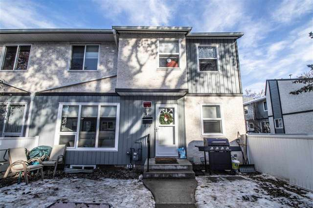 205F Homestead Crescent, Edmonton, AB T5A 2Y2 (#E4222853) :: The Foundry Real Estate Company