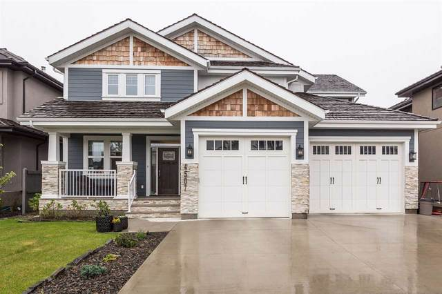 4507 Donsdale Drive, Edmonton, AB T6M 2Y4 (#E4222896) :: The Foundry Real Estate Company