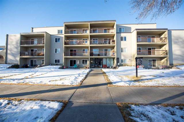 207 11026 106 Street, Edmonton, AB T5H 2Y4 (#E4222901) :: The Foundry Real Estate Company