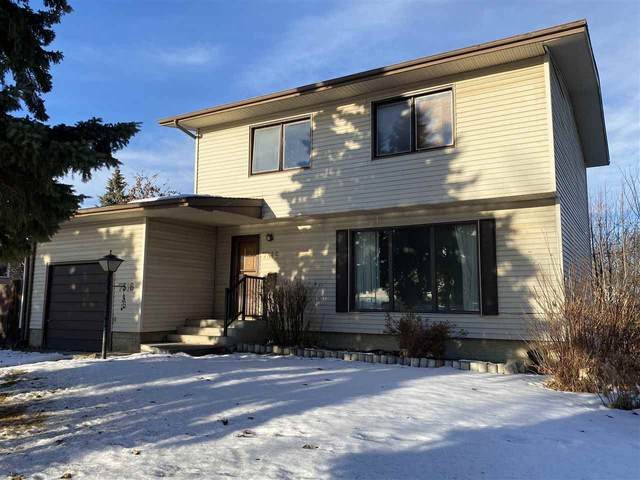7516 131A Avenue, Edmonton, AB T5C 1Z8 (#E4222908) :: The Foundry Real Estate Company