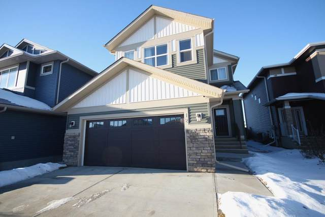 12 Roberge Close, St. Albert, AB T8N 7S7 (#E4222910) :: The Foundry Real Estate Company