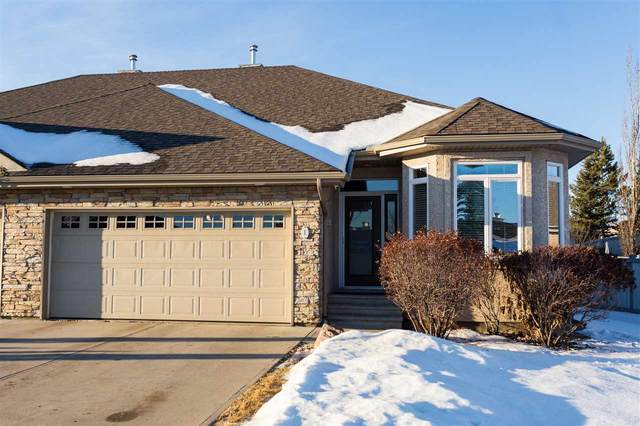 1 61 Lafleur Drive, St. Albert, AB T8N 0X5 (#E4222930) :: The Foundry Real Estate Company