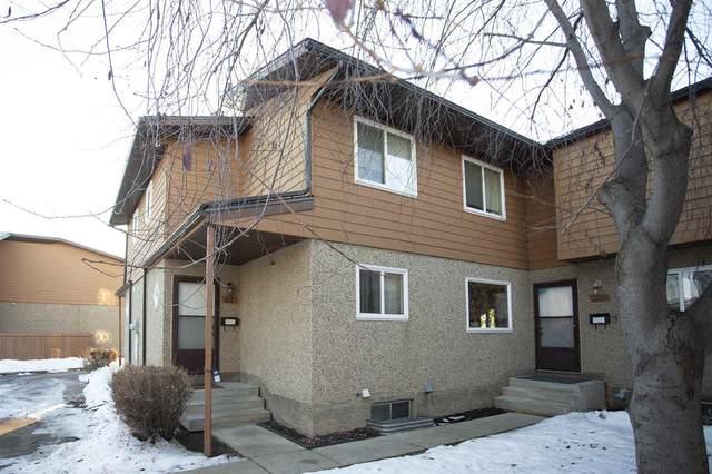 62 3812 20 Avenue, Edmonton, AB T6L 4B2 (#E4222933) :: The Foundry Real Estate Company