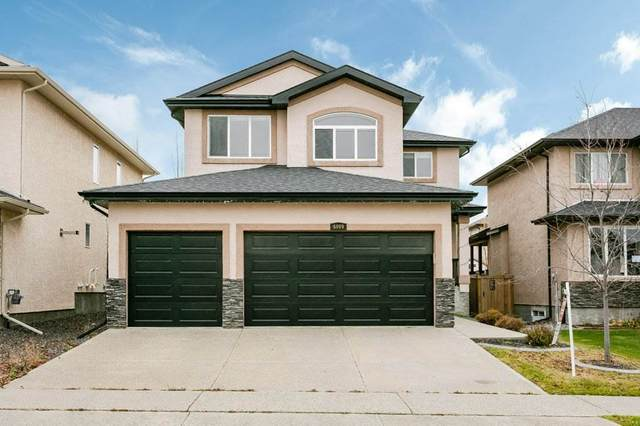 6009 56 Avenue, Beaumont, AB T4X 0G8 (#E4222964) :: The Foundry Real Estate Company