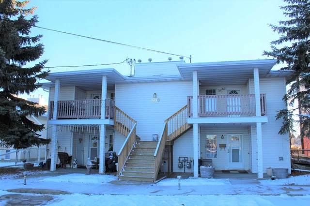 8 4750 45 Avenue, Leduc, AB T9E 6R9 (#E4222973) :: The Foundry Real Estate Company