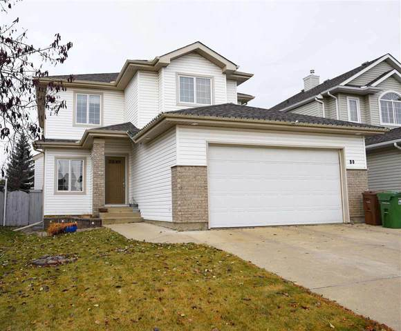 80 Kendall Crescent, St. Albert, AB T8N 7C2 (#E4222998) :: The Foundry Real Estate Company