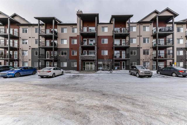 313 9517 160 Avenue, Edmonton, AB T5Z 0N1 (#E4223026) :: The Foundry Real Estate Company