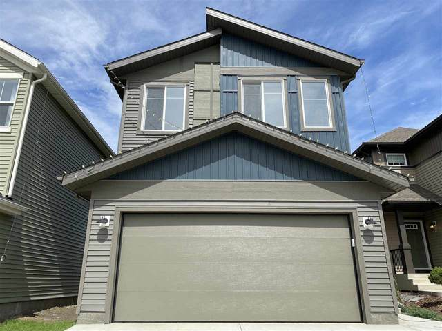1911 Davidson Wynd, Edmonton, AB T6W 4C1 (#E4223029) :: The Foundry Real Estate Company