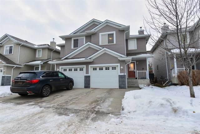 10 120 Magrath Road, Edmonton, AB T6C 0C6 (#E4223061) :: The Foundry Real Estate Company