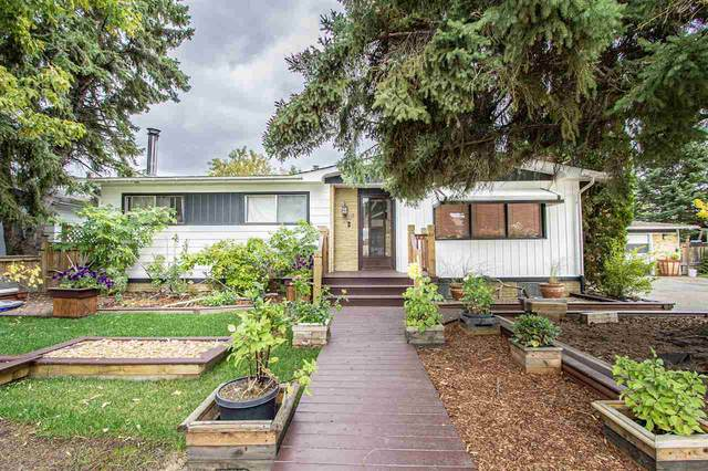 4707 47 Street, Cold Lake, AB T9M 1Y5 (#E4223083) :: The Foundry Real Estate Company