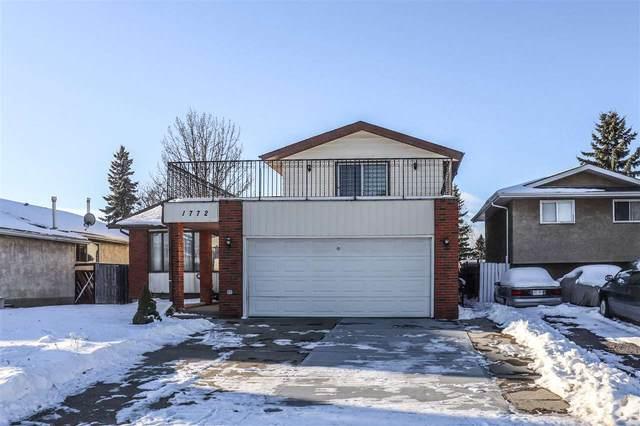 1772 49A Street, Edmonton, AB T6L 3K6 (#E4223091) :: RE/MAX River City