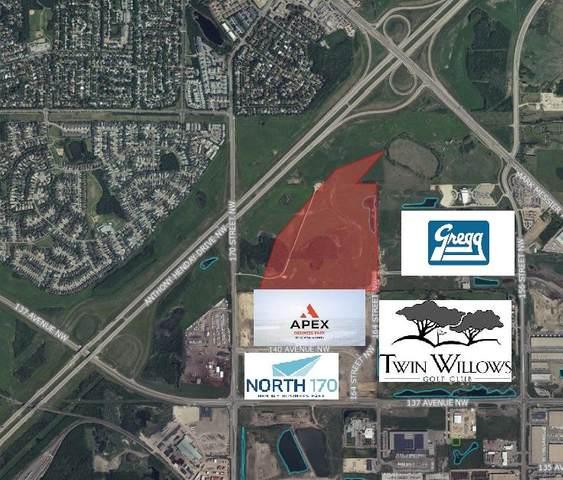 14490 164 ST NW, Edmonton, AB T5V 0C8 (#E4223093) :: The Foundry Real Estate Company
