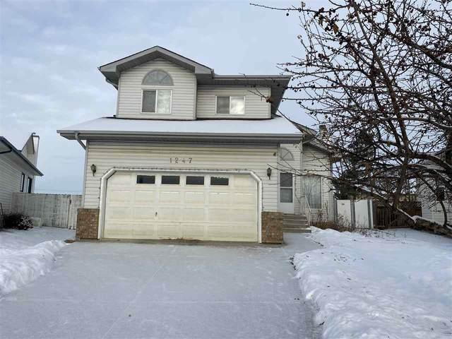 1247 Joyce Crescent, Edmonton, AB T6L 6V3 (#E4223154) :: Initia Real Estate