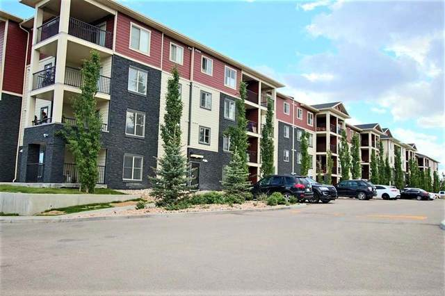 219 5816 Mullen Place, Edmonton, AB T6W 0W3 (#E4223155) :: The Foundry Real Estate Company